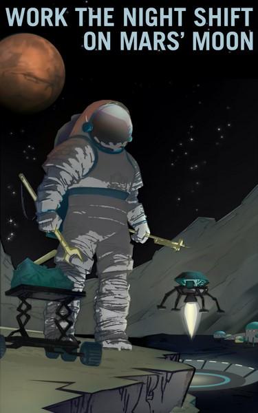 Composition de la 1ère mission humaine sur Mars P02-wo11