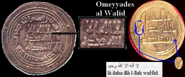 Petite pièce d'or du monde islamique ? Authentique ou fantaisie ? Jeroni11