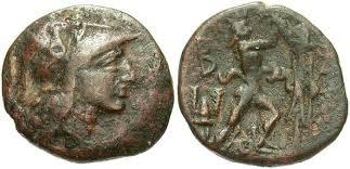 Bronze du Royaume macédonien pour Antigone Gonatas ... Jeroni35