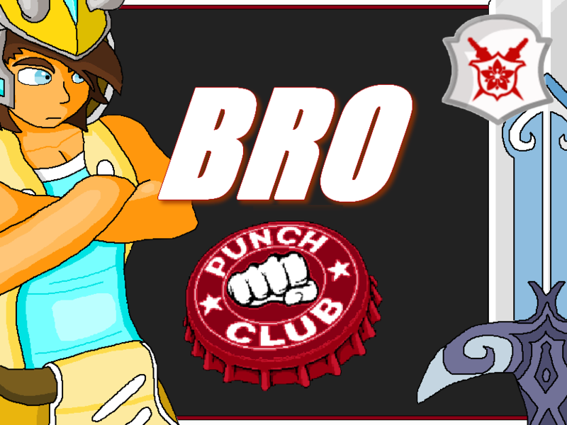 BRO PUNCH CLUB  Bro_pu10