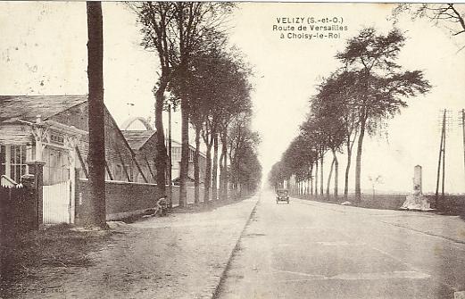 Versailles Yvelines ( + Borne 538 ) Campvi10