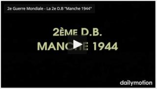 Vidéo : la 2eme DB dans la Manche Captur26