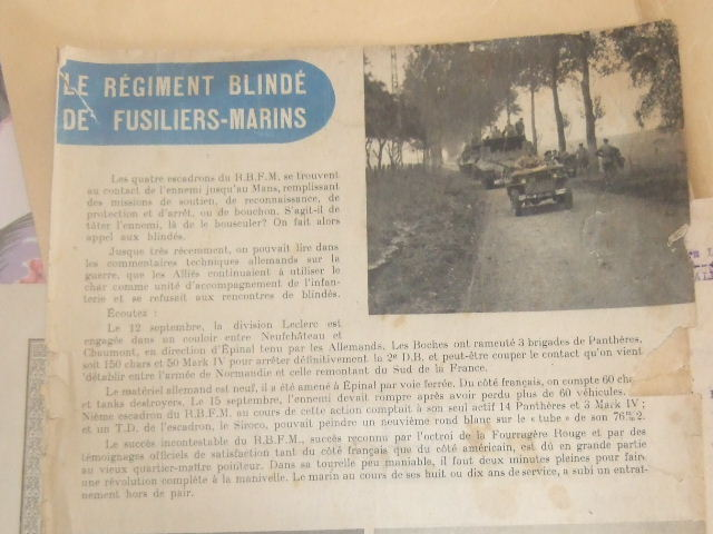 Jean DURAND - RBFM Marine11