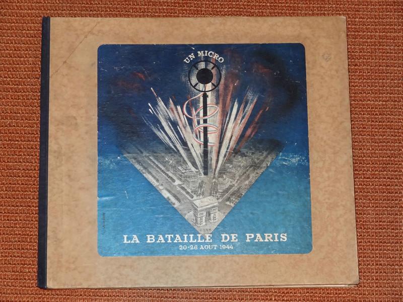 La bataille de Paris - 20-26 août 1944 S-l16011