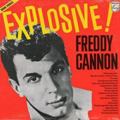 FREDDY CANNON 24232210
