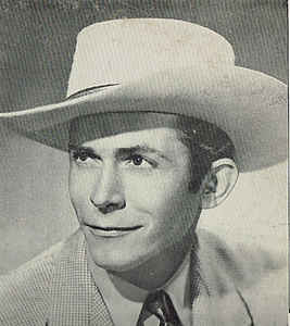 HANK WILLIAMS A-256310