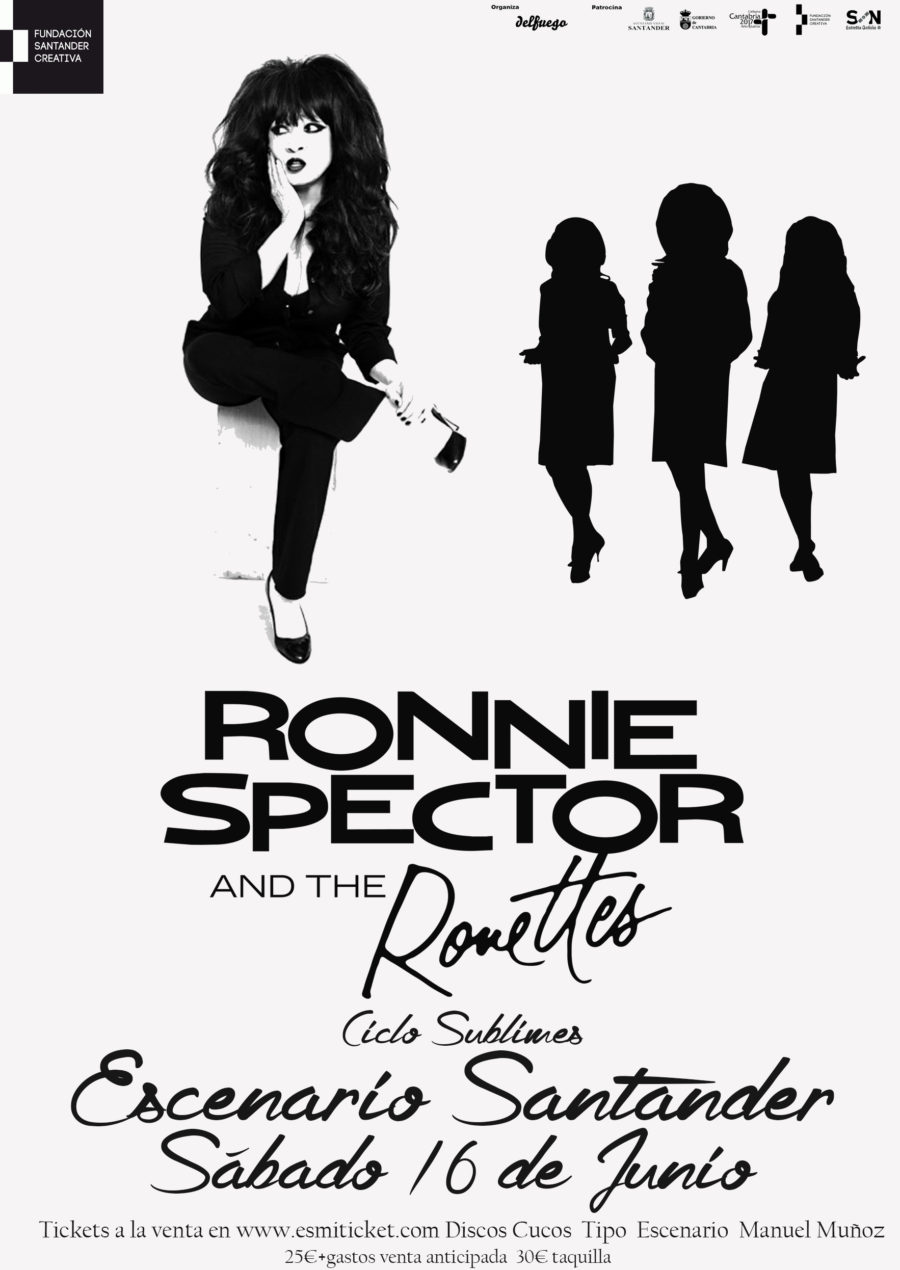 RONNIE SPECTOR Cartel12