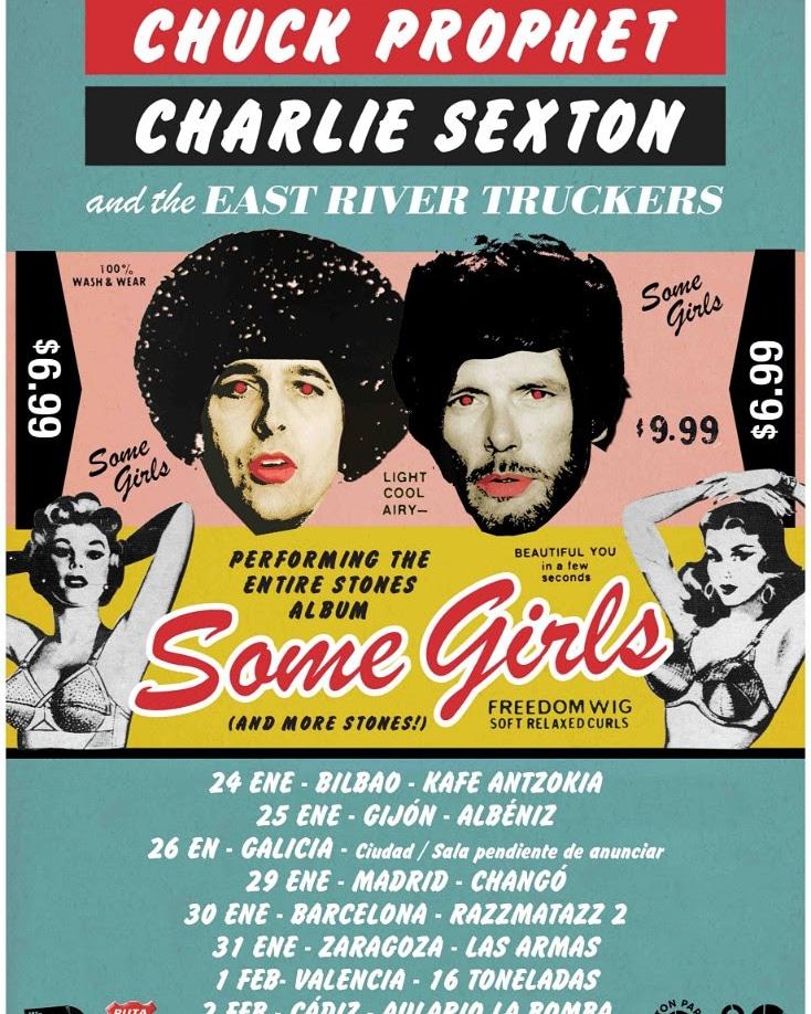 CHUCK PROPHET & CHARLIE SEXTON - SOME GIRLS 16 TONELADAS 1 FEBRERO 2019 Img_2064