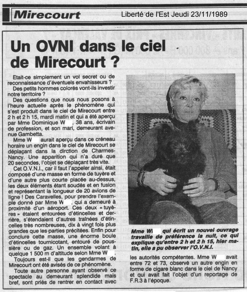 Les PAN D du Geipan - Page 16 Mireco16