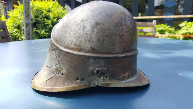 Casques pompiers  20180513