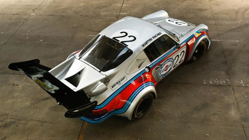 Porsche 930 Turbo 1/4 Yankee (1991) 1974_p11