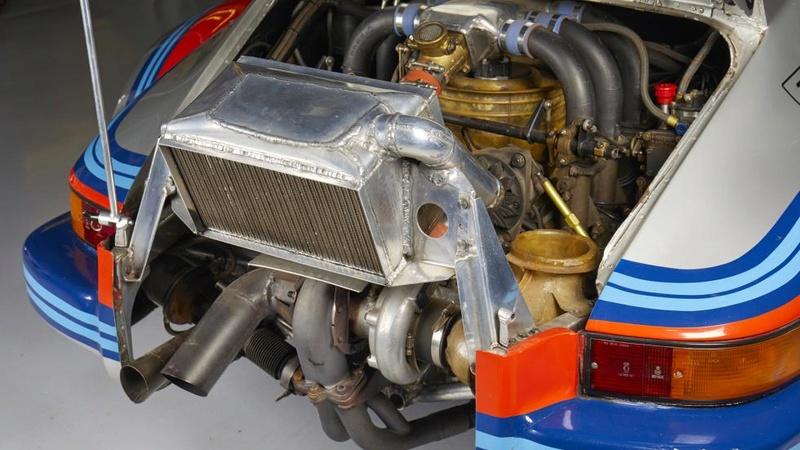 Porsche 930 Turbo 1/4 Yankee (1991) 1974_p12