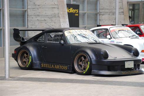 Porsche 930 Turbo 1/4 Yankee (1991) Rauhwe10