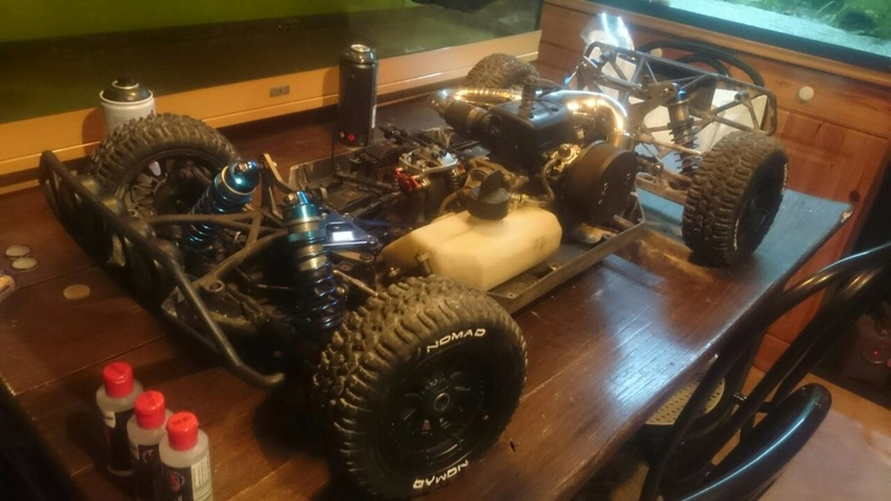 """Losi 5ive T """"Wasteland Racoon"""" - Page 2 Rps20114"""