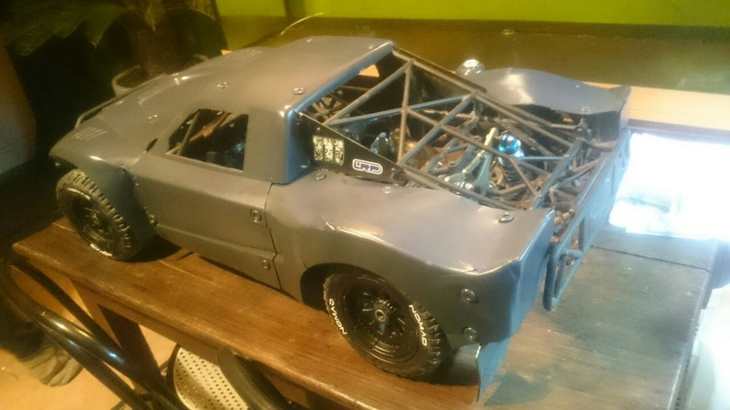 """Losi 5ive T """"Wasteland Racoon"""" - Page 2 Rps20116"""