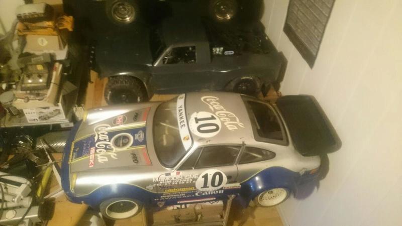 Porsche 930 Turbo 1/4 Yankee (1991) Rps20121