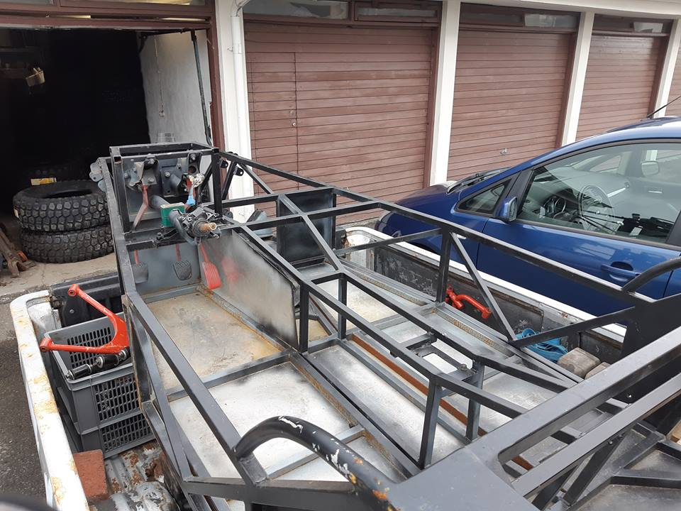 Just another corolla - DIY Caterham frame 7age and ´93 Liftback RWD - Page 8 32072810