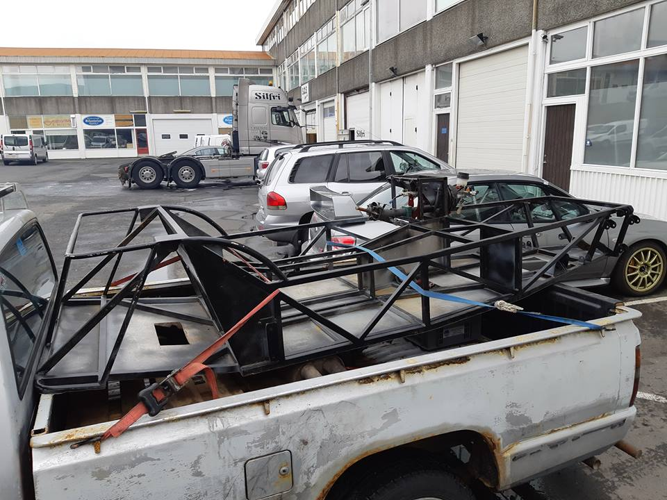 Just another corolla - DIY Caterham frame 7age and ´93 Liftback RWD - Page 8 32104810