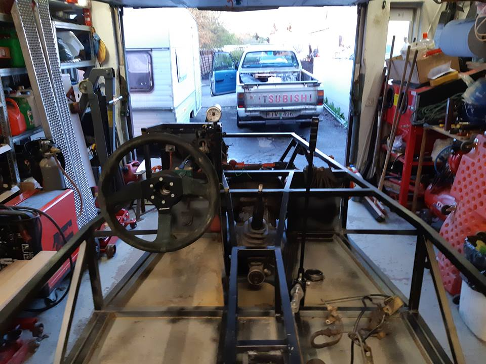 Just another corolla - DIY Caterham frame 7age and ´93 Liftback RWD - Page 9 33404412