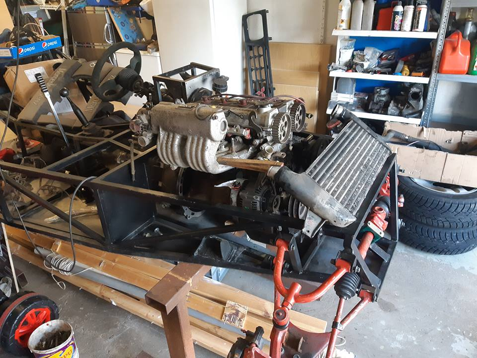 Just another corolla - DIY Caterham frame 7age and ´93 Liftback RWD - Page 9 33922810
