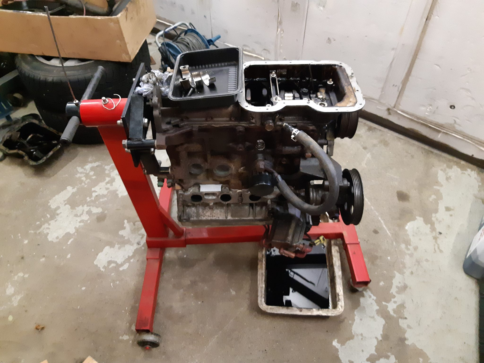 Just another corolla - DIY Caterham frame 7age and ´93 Liftback RWD - Page 9 7a10