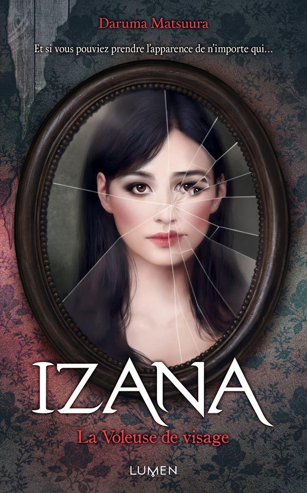 MATSUURA Daruma - Izana et la voleuse de visage 133_iz11
