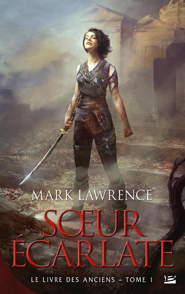 LAWRENCE Mark - Le livre des anciens : Tome 1 Soeur écarlate 148_le11