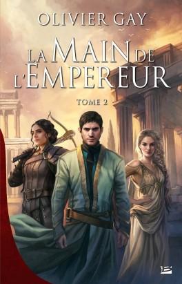 GAY Olivier - La main de l'empereur Tome 2 154_la10