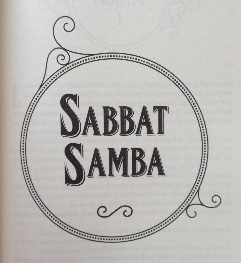 JUBERT HERVE - LA TRILOGIE MORGENSTERN Sabbat10