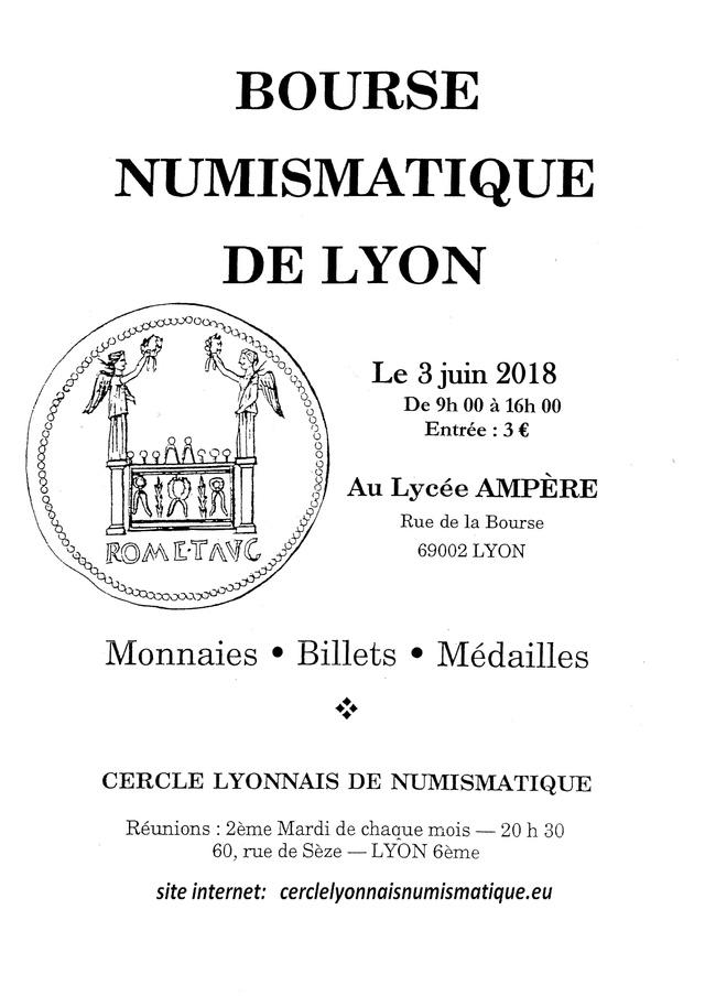 33ème Bourse numismatique de Lyon - Dimanche 3 juin 18050611