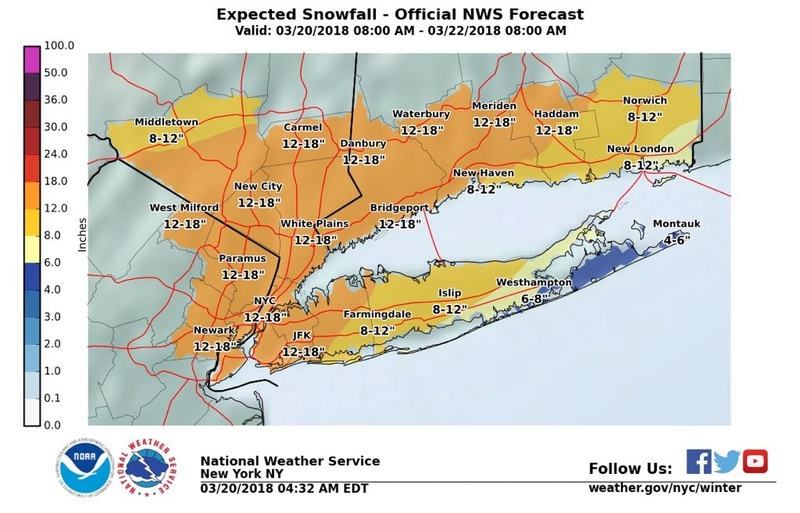 March Madness! Spring Snowstorm Observations Bea40410