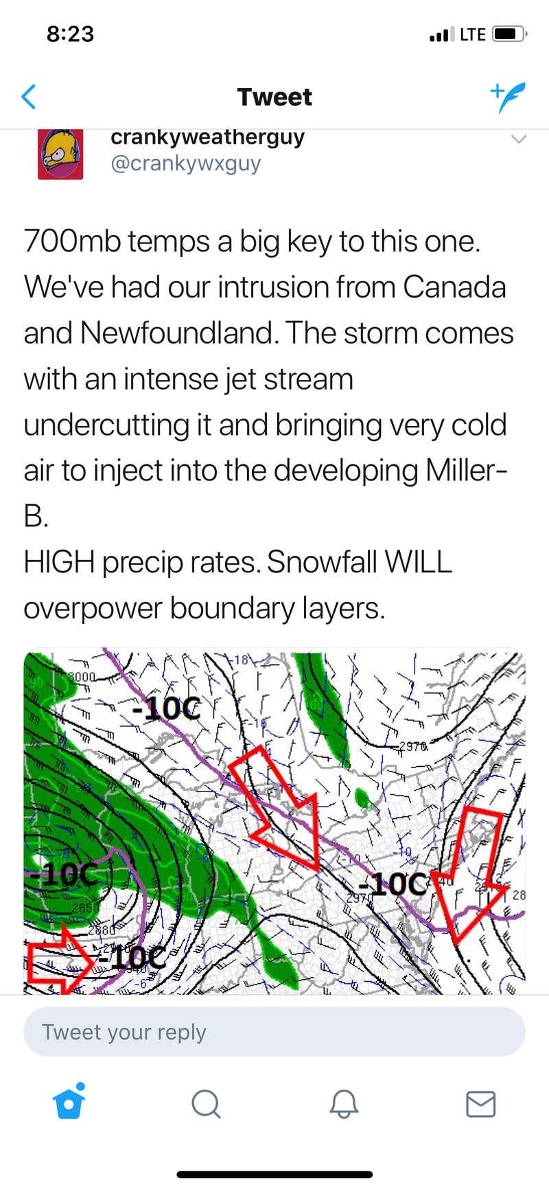 March 7th Godzilla: 1st Call Snow Map F337ab10