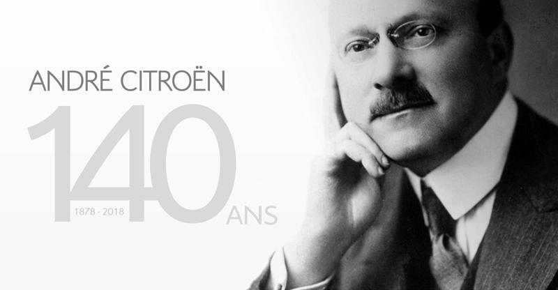 [ANNIVERSAIRE] 140 ans de la naissance d'André Citroën Andre_10