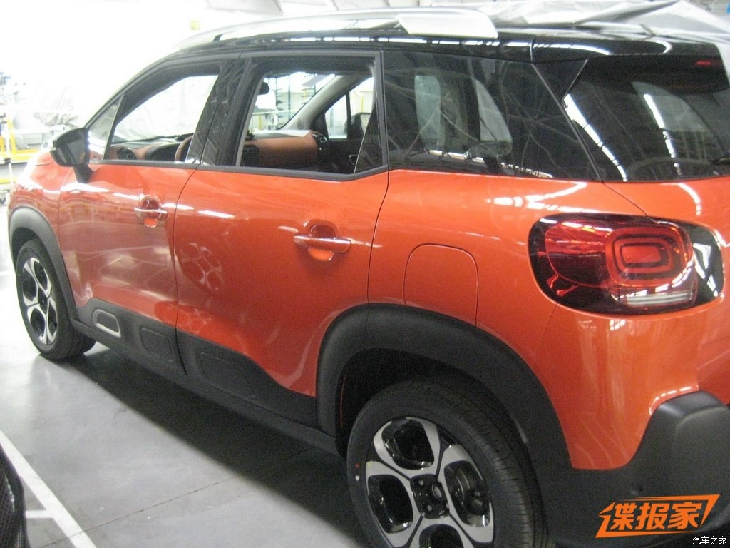 [SUJET OFFICIEL][CHINE] Citroën C4 Aircross C3ac110