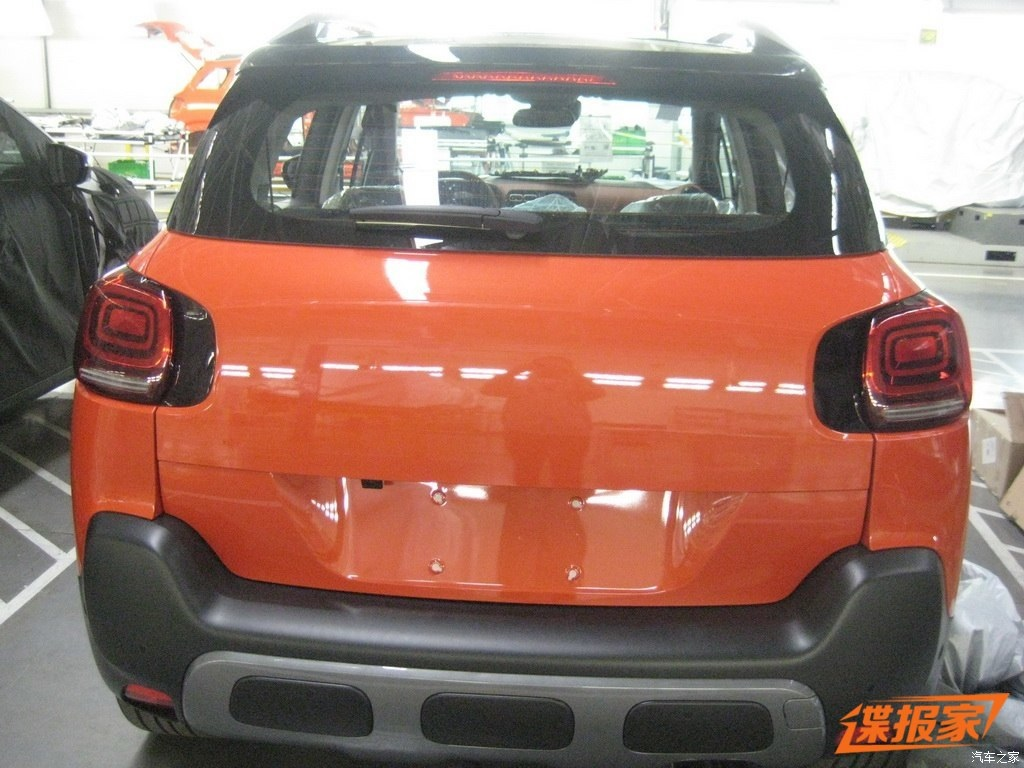 [SUJET OFFICIEL][CHINE] Citroën C4 Aircross C3ac210