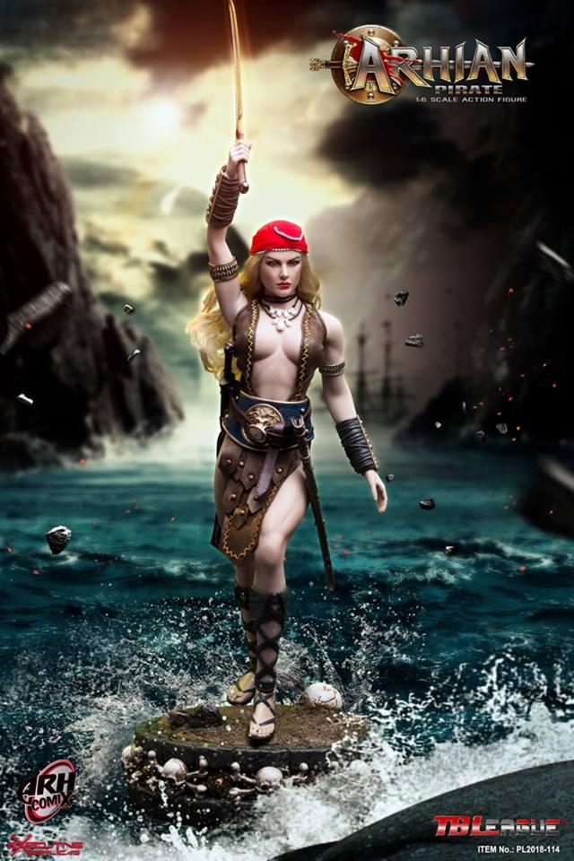 TBLEAGUE - ARHIAN Pirate 08445810
