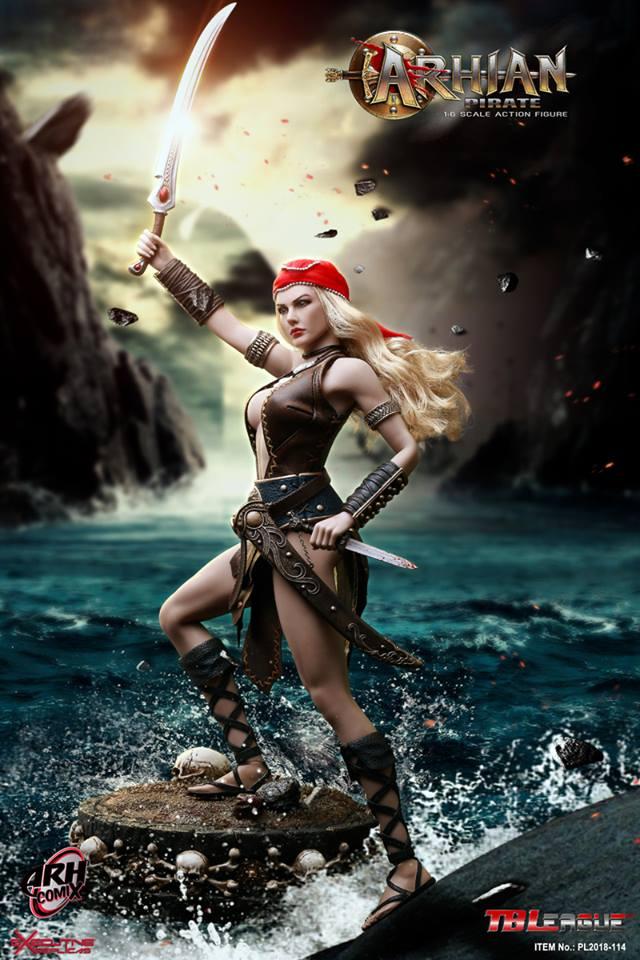 TBLEAGUE - ARHIAN Pirate 08450110