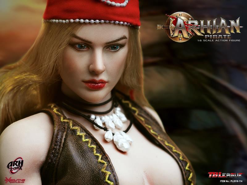TBLEAGUE - ARHIAN Pirate 08450310
