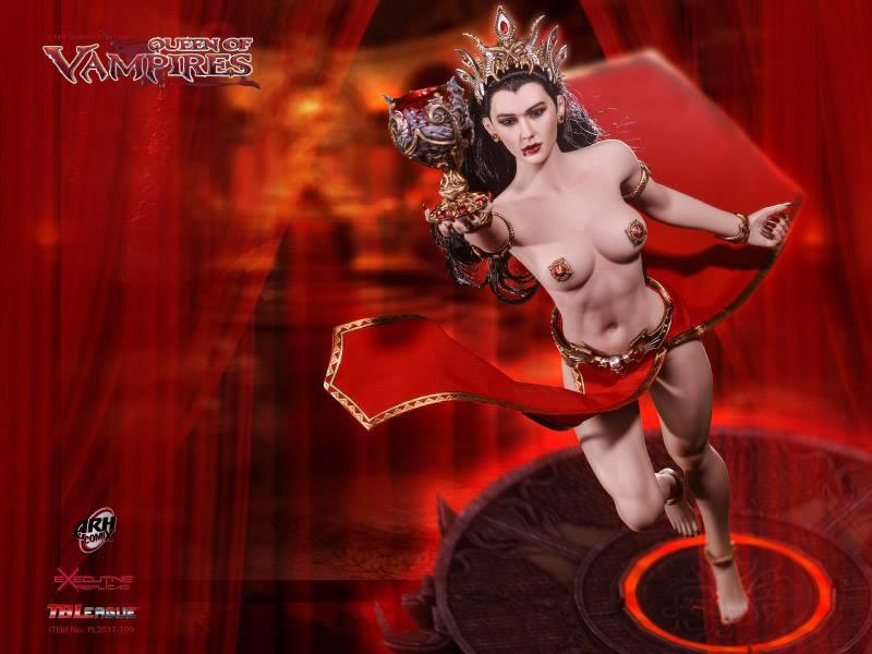 TBLeague (Phicen) - Arkhalla Queen of Vampires 1013