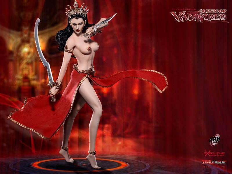 TBLeague (Phicen) - Arkhalla Queen of Vampires 1111