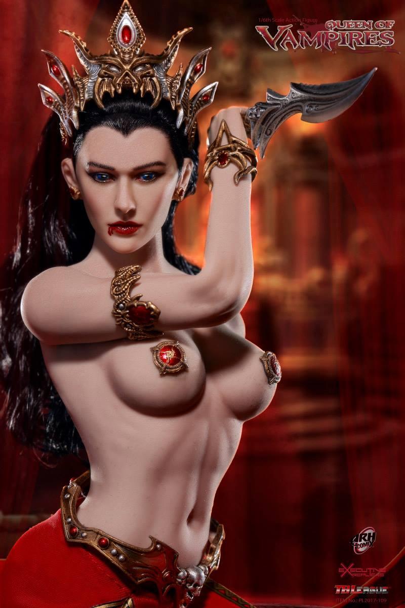 TBLeague (Phicen) - Arkhalla Queen of Vampires 113