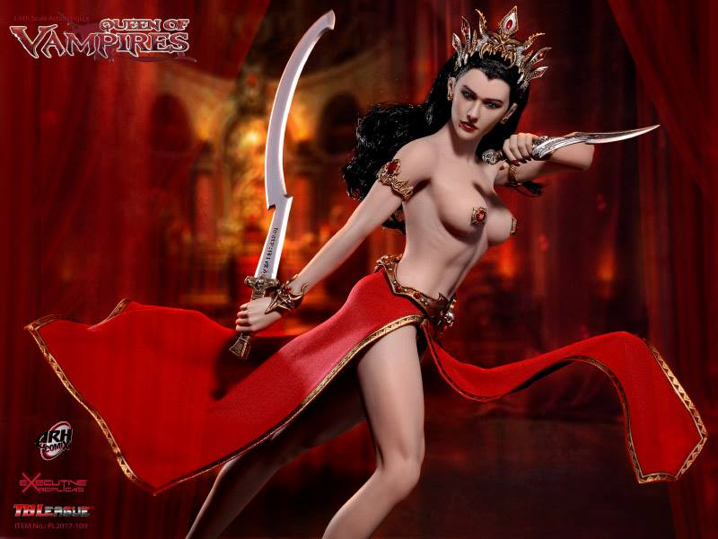 TBLeague (Phicen) - Arkhalla Queen of Vampires 1212