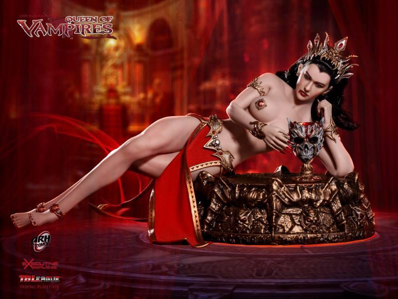 TBLeague (Phicen) - Arkhalla Queen of Vampires 1312