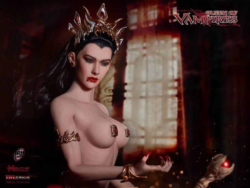 TBLeague (Phicen) - Arkhalla Queen of Vampires 1413