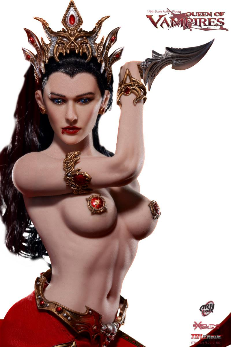 TBLeague (Phicen) - Arkhalla Queen of Vampires 1513