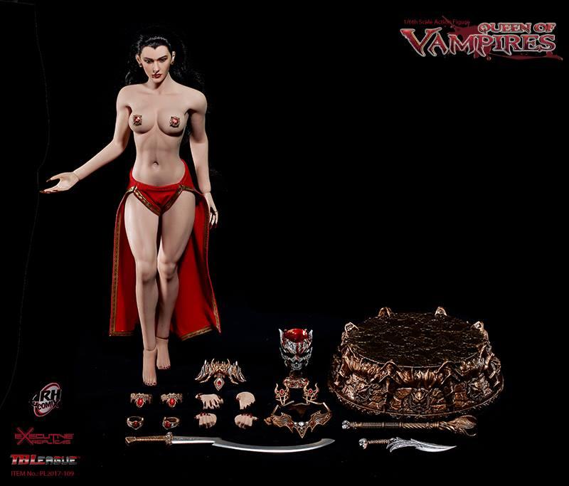 TBLeague (Phicen) - Arkhalla Queen of Vampires 1810