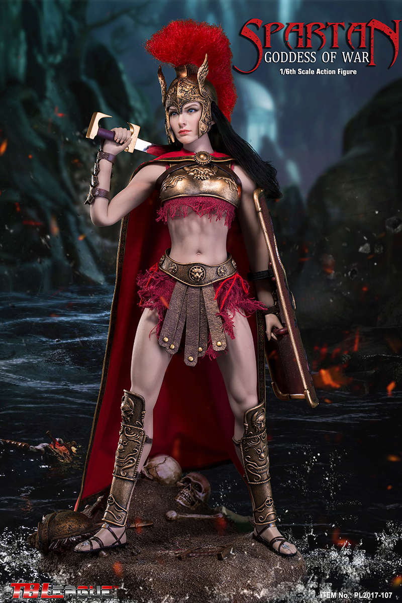TBLeague - Spartan Goddess of War  211
