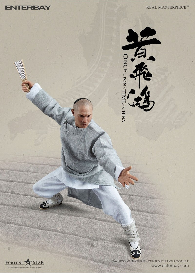 Upon a Time in China - Wong Fei-hung (Jet Li) 219