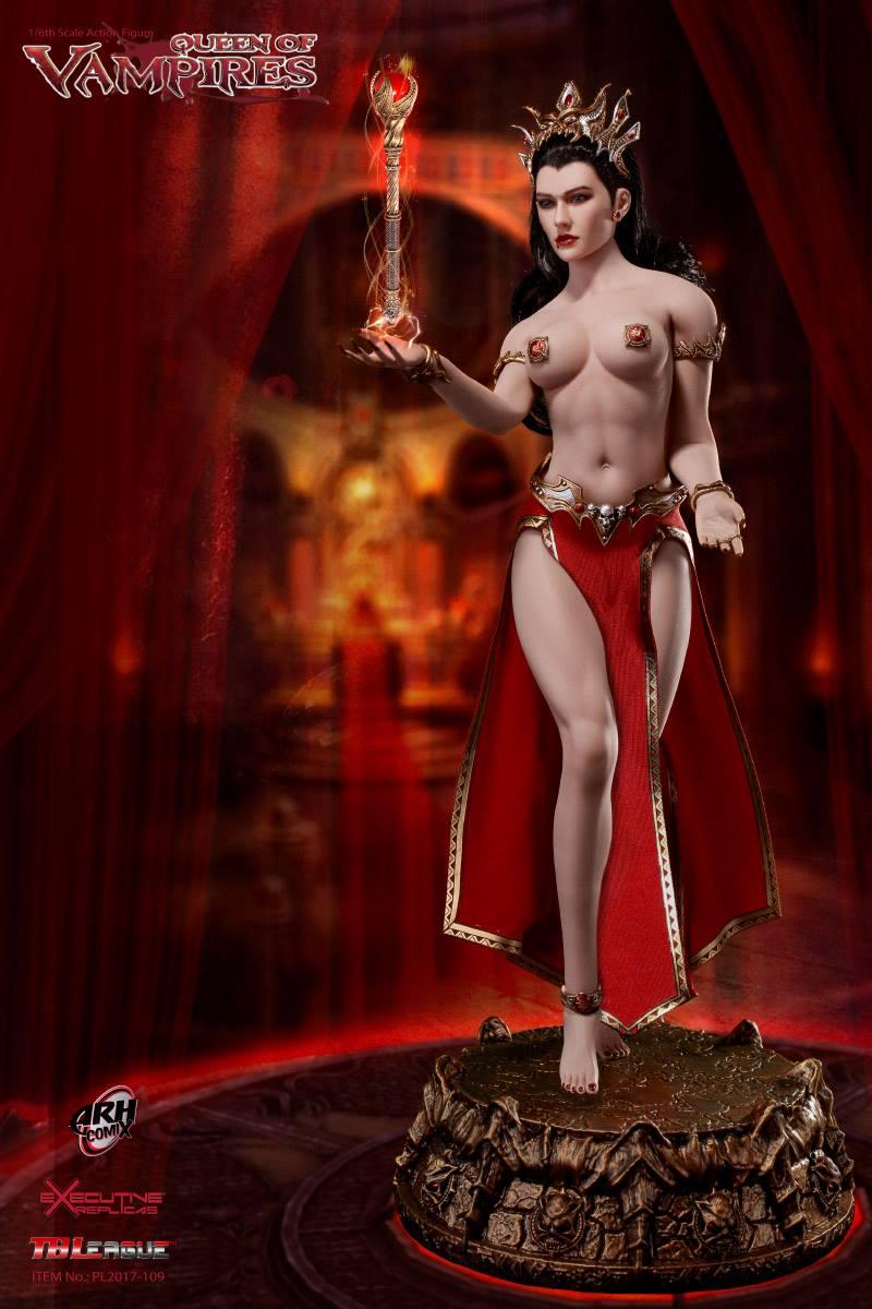 TBLeague (Phicen) - Arkhalla Queen of Vampires 313