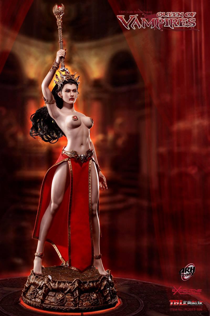 TBLeague (Phicen) - Arkhalla Queen of Vampires 412